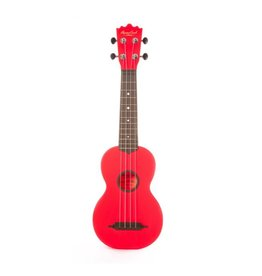 Beaver Creek - Ulina Soprano Ukulele, Red