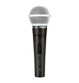 Shure Cardioid Dynamic Vocal Microphone w/switch