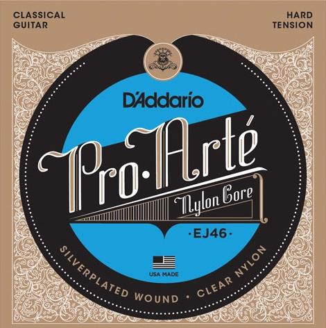 D'Addario - Pro Arte Classical Strings, High Tension Nylon