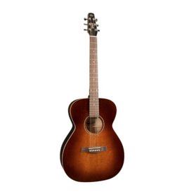 Seagull - S6 Original Slim Concert Hall A/E, Burnt Umber