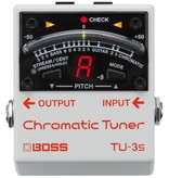 Boss - Small Footprint Pedalboard Tuner