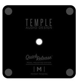 Temple Audio - Quick Release Pedal Plate - Medium