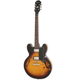 Epiphone - ES-335 Dot Semi-Hollowbody, Vintage Sunburst