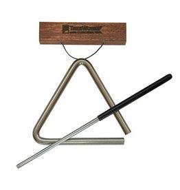 "Treeworks - 4"" Studio-Grade Triangle w/Beater"
