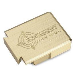 Snareweight - #4 Brass
