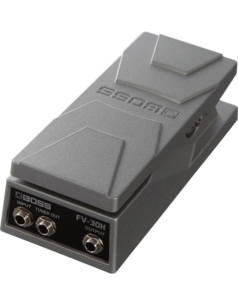 Boss - High Impedance Volume Pedal w/Tuner Out
