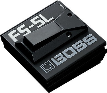Boss - Latch Foot Switch