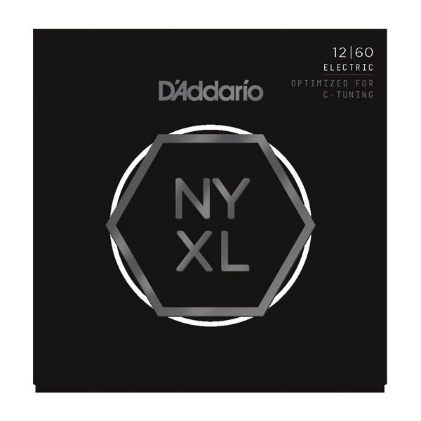 D'Addario - NYXL Nickel Wound, 12-60 Extra Heavy