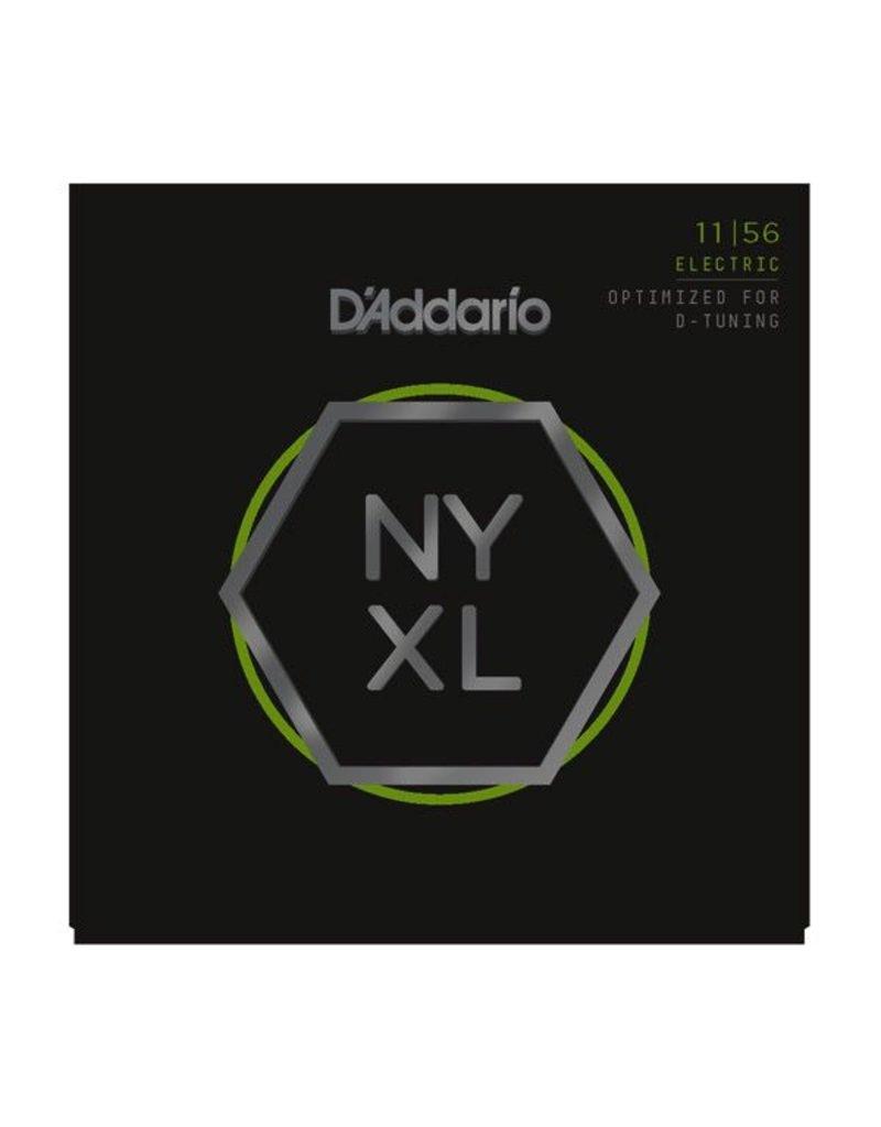 D'Addario - NYXL 11-56 Medium/Extra Heavy