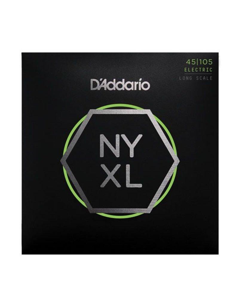 D'Addario D'Addario NYXL 11/49 Medium Electric Guitar Strings