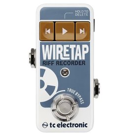 TC Electronic - WireTap Riff Recorder