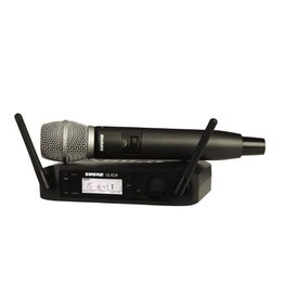 Shure - GLXD Wireless System SM86 Handheld Transmitter