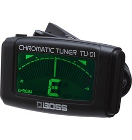 Boss - Chromatic Clip-on Tuner