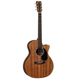 Martin - X Series GPCX2AE Macassar Grand Performance Cutaway