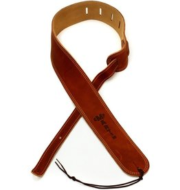 Martin - Ball Leather Suede Strap, Brown