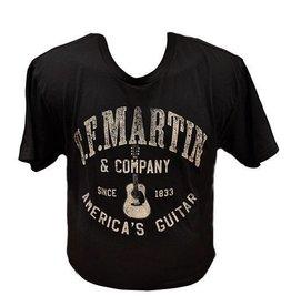 Martin - Americas Guitar T-Shirt (S)