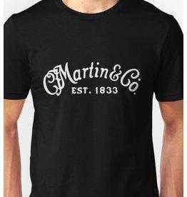 Martin - T-Shirt Martin & Co. Logo (M)