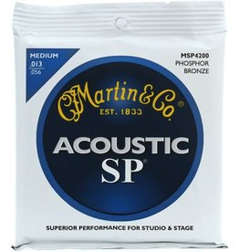 Martin - SP Phosphor Bronze Acoustic, 13-56 Medium