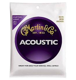 Martin - 80/20 Bronze, 11-52 Custom Light
