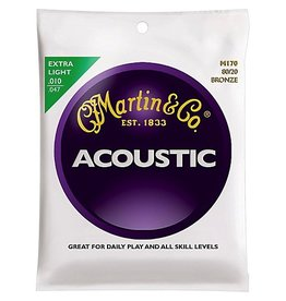Martin 80/20 Bronze, 10-47 Extra Light