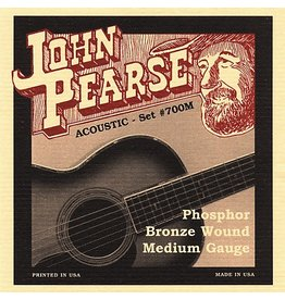 John Pearse Phosphor Bronze, 13-56 Medium