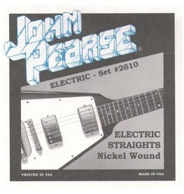 John Pearse - Electric Straights Nickel Wound, 11-50 Medium