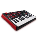 Akai - MPK Mini MKII 25 Note Keyboard/Drum Pad Controller