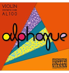 Thomastik Infeld - Alphayue Violin String Set, 1/2