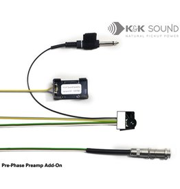 K&K - Pre-Phase Add-On w/Volume Control