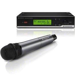 Sennheiser - XSW 35 Handheld Wireless Microphone System