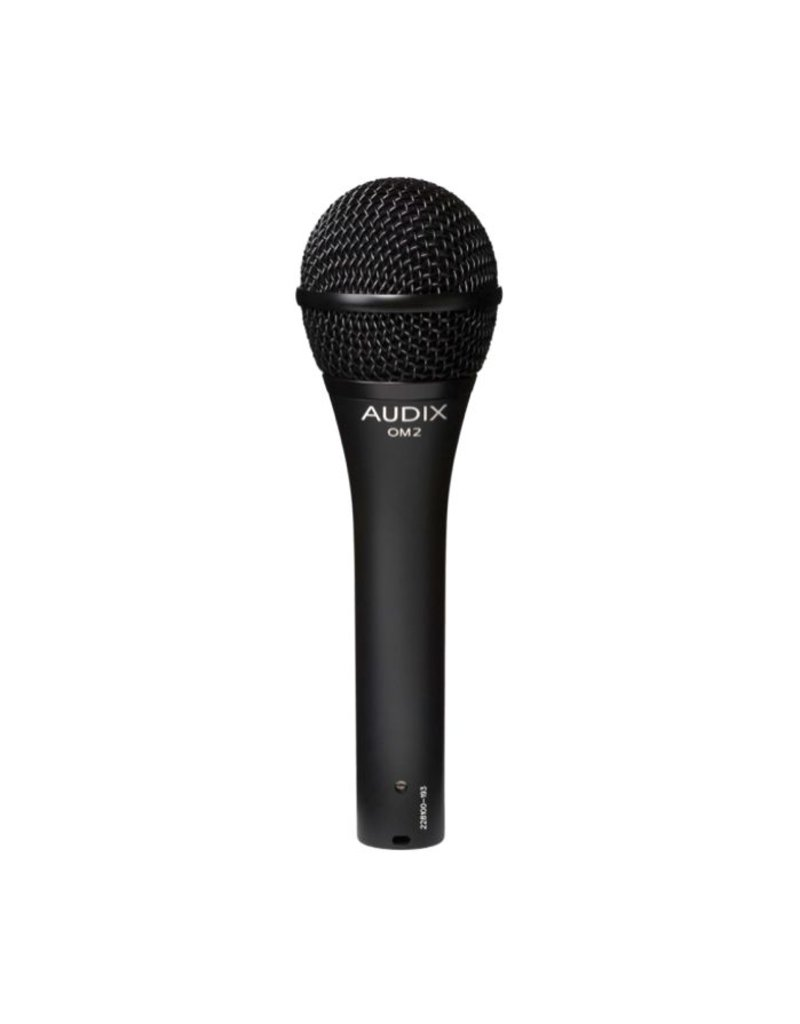 Audix OM2 All Purpose Dynamic Hypercardioid Vocal Microphone
