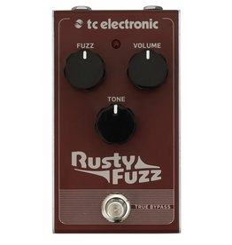 TC Electronic - Rusty Fuzz Pedal