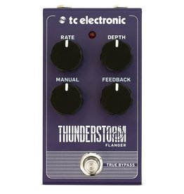 TC Electronic - Thunderstorm Flanger Pedal