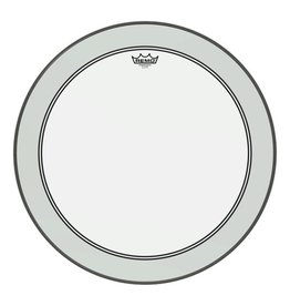 "Remo - 24"" Powerstroke P3 Clear Bass Drumhead"