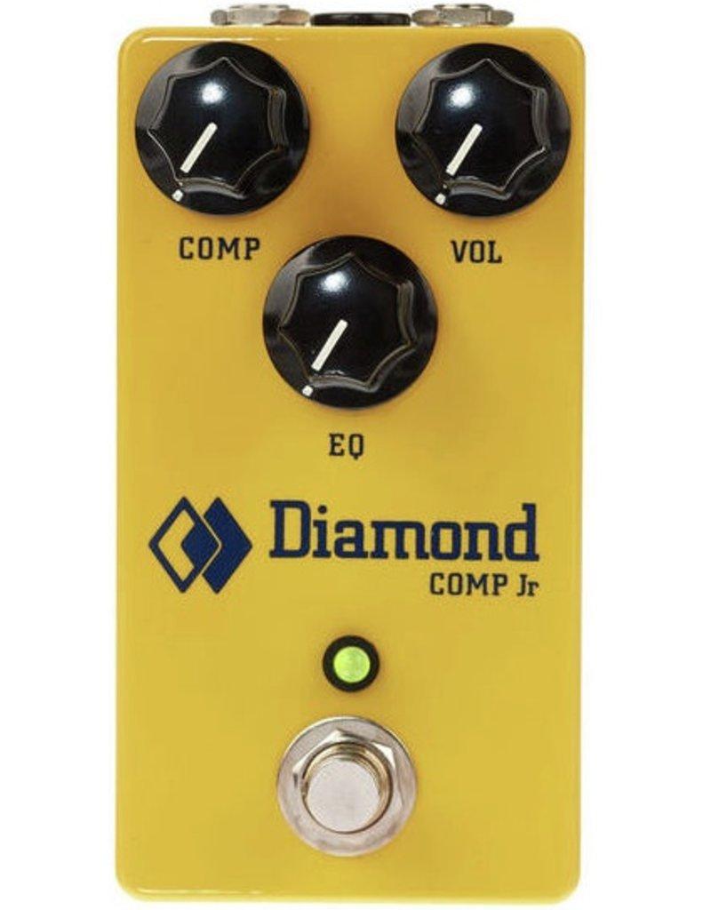 Diamond Pedals - Comp Jr Optical Compressor w/EQ
