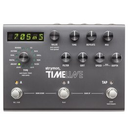 Strymon - TimeLine Multidimensional Delay Effects Pedal