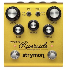 Strymon - Riverside Multistage Drive Pedal