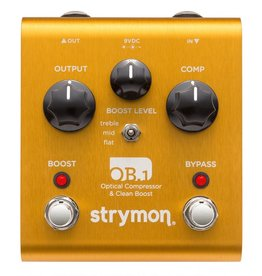 Strymon - OB.1 Optical Compressor & Clean Boost