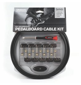 Planet Waves - Pedal Board Cable Kit w/10' of Cable