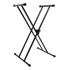 On-Stage - Classic Double-X Keyboard Stand
