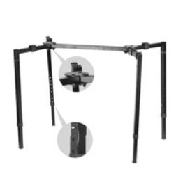 Ultimate - Deluxe 4 Leg Collabsible Keyboard Stand