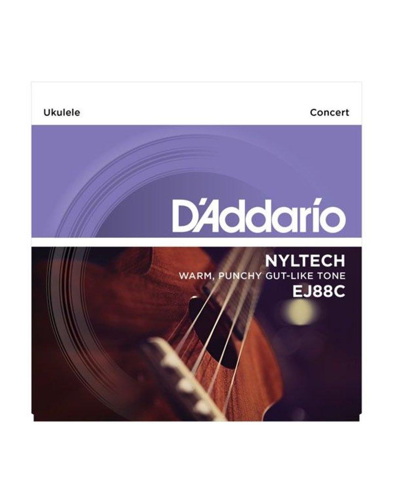 D'Addario - Nyltech Ukulele Strings, Concert