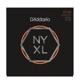 D'Addario - NYXL Nickel Wound, 13-56 Medium w/Wound 3rd