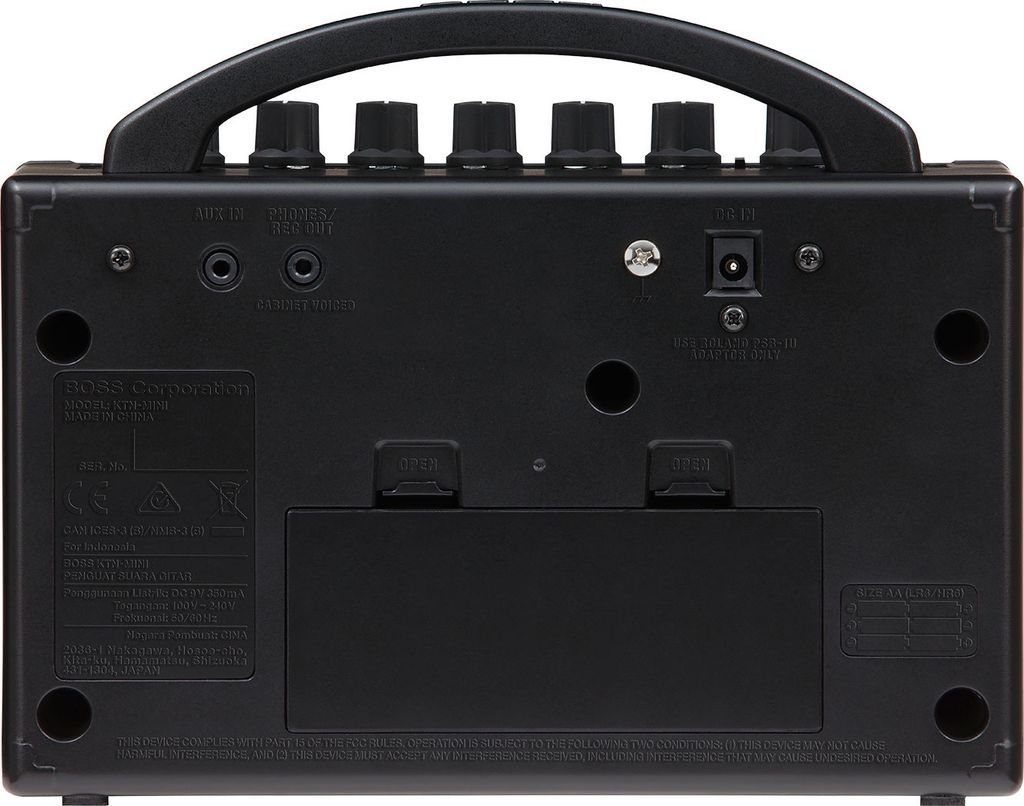 Boss - Mini 7 Watt Combo Amplifier