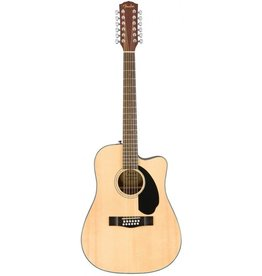 Fender - CD-60SCE 12 String Acoustic Electric, Natural