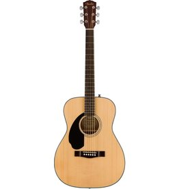 Fender - CC-60S LEFT Concert Acoustic, Natural