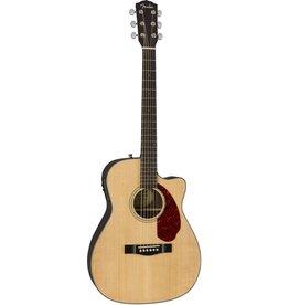 Fender - CC-140SCE Concert Acoustic Electric w/Case, Natural
