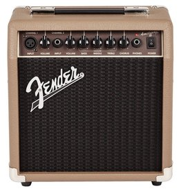 Fender - Acoustasonic 15 Acoustic Amp