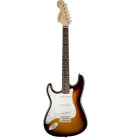 Squier - Affinity Stratocaster, Brown Sunburst (Left Handed)