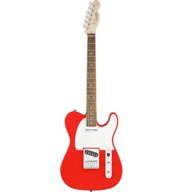Squier - Affinity Telecaster, Red